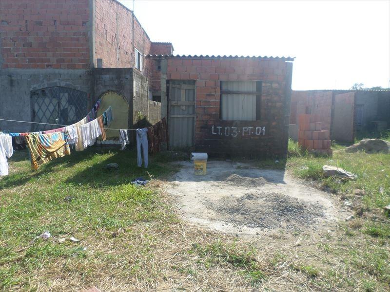 casa semi-acabada na praia de itanhaém - 49.900,00
