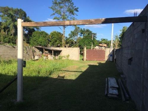 casa semi-acabada no jardim palmeiras, em itanhaém,