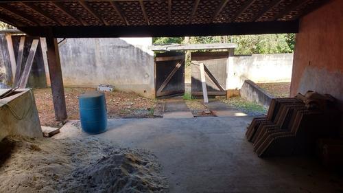 casa semi pronta em cotia com piscina pronta - valor excepci