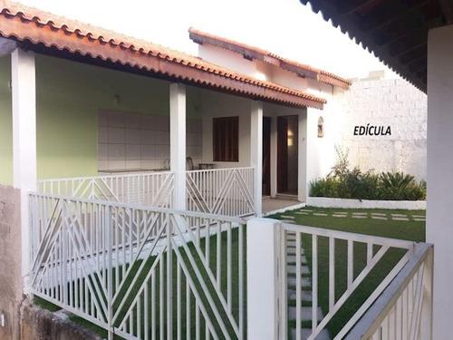 casa semi pronta localizada no condomínio village da serra 20 min. de sorocaba. - 11060