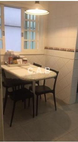 casa semi-terrea no residencial doze - alphaville - 9459
