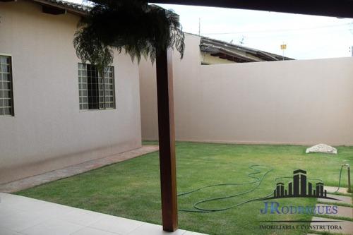 casa setor faiçalville com 420 m² de lote - 303