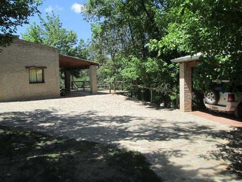 casa sierras cordoba pileta rio parque 3200m uso excl 11pers