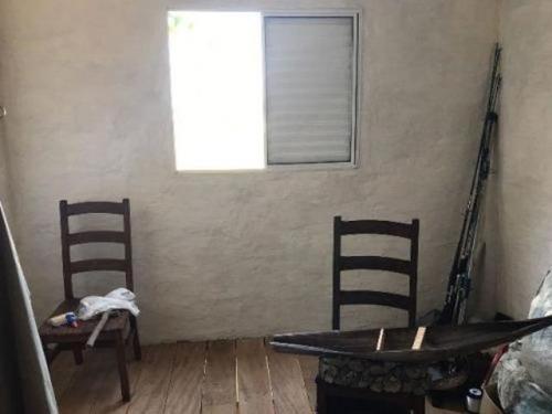 casa simples, geminada, lado praia, com escritura.
