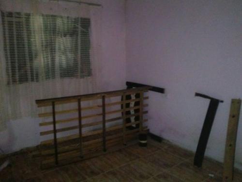 casa simples no balneário gaivota, em itanhaém