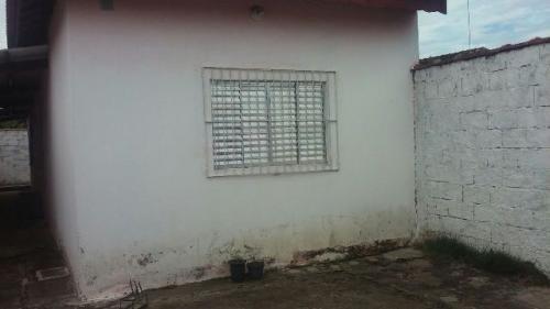 casa simples no balneário gaivota, itanhaém-sp! litoral sul!
