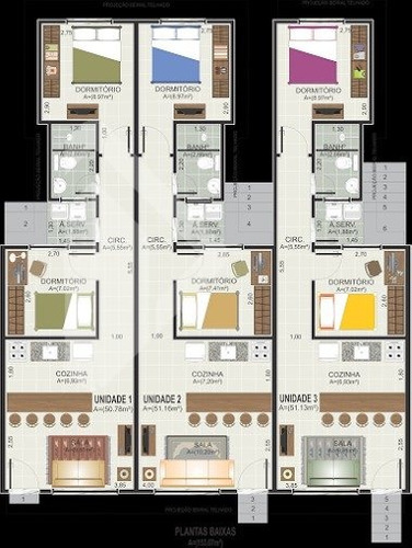 casa - sitio sao jose - ref: 191865 - v-191865