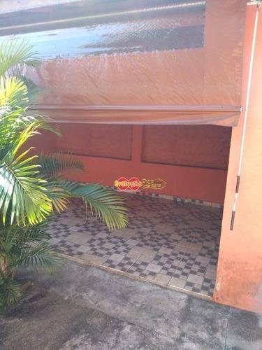 casa situada no bairro porto seguro - ca3884
