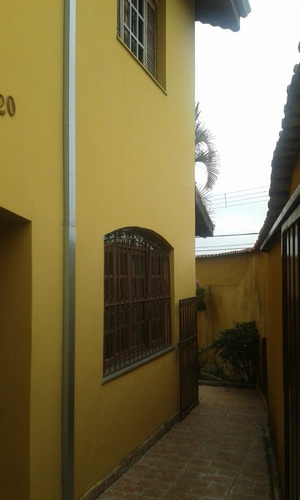 casa sobrado - 3 dormit - jardim ivete - mogi das cruzes - 0205