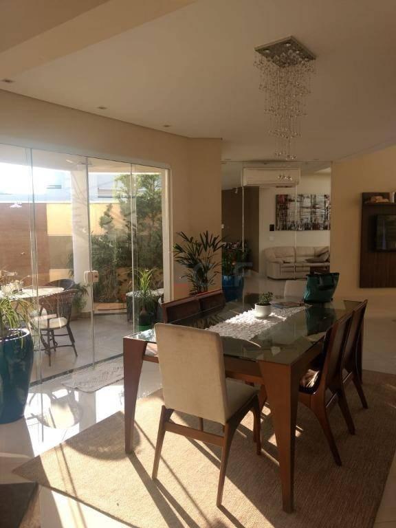 casa sobrado com 3 suítes à venda, 330 m² por r$ 1.650.000 - swiss park - campinas/sp - ca5516