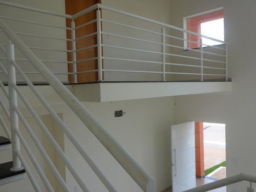 casa sobrado condomínio pitangueiras - 161025