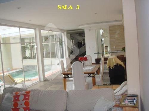 casa sobrado - dom feliciano - ref: 154860 - v-154860