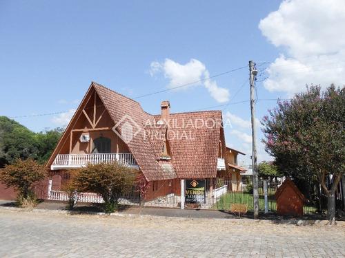 casa sobrado - jardim gloria - ref: 254540 - v-254540