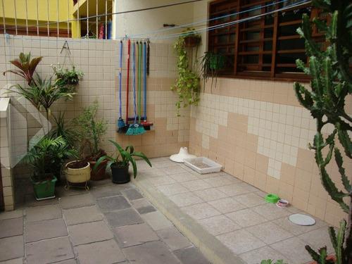 casa sobrado - jardim lindoia - ref: 15609 - v-15609