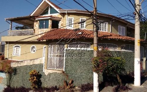 casa sobrado no bairro quitaúna - osasco - sp, com 492 m²