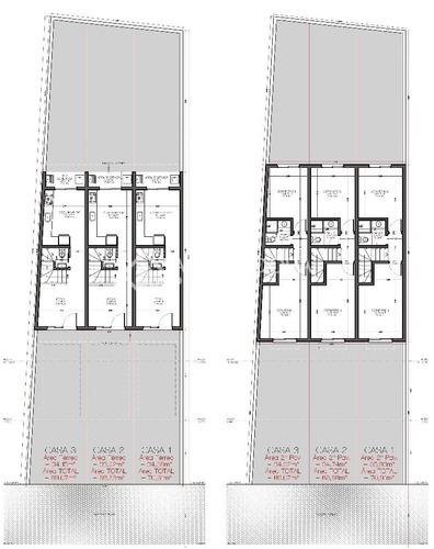 casa sobrado - olaria - ref: 248034 - v-248034