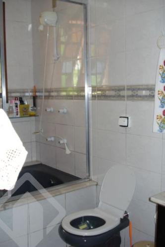 casa sobrado - pinheiro - ref: 126378 - v-126378