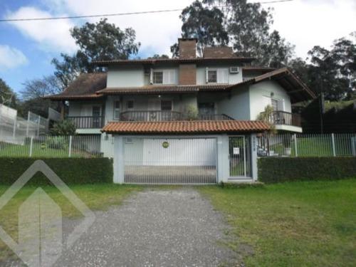 casa sobrado - scharlau - ref: 136342 - v-136342