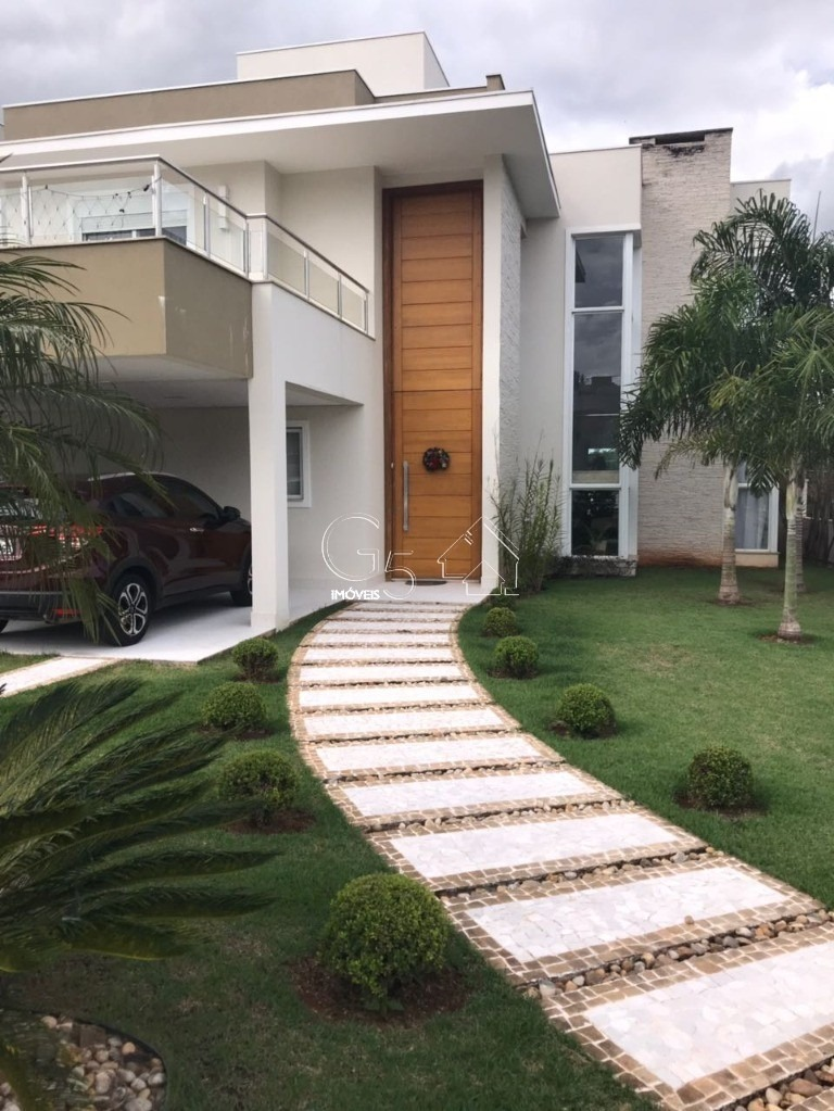 casa sobrado, toda planejada, com piscina em condomínio fechado - ca00146 - 32682207