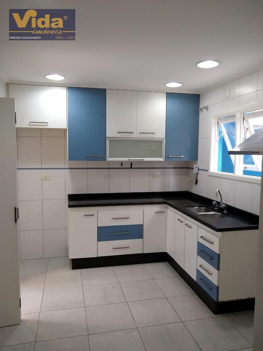 casa sobrado à venda em adalgisa  -  osasco - 40897