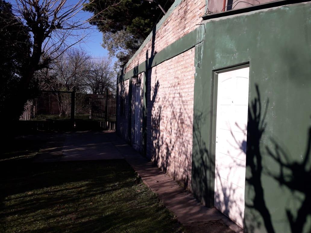 casa sobre lote propio ideal para construir