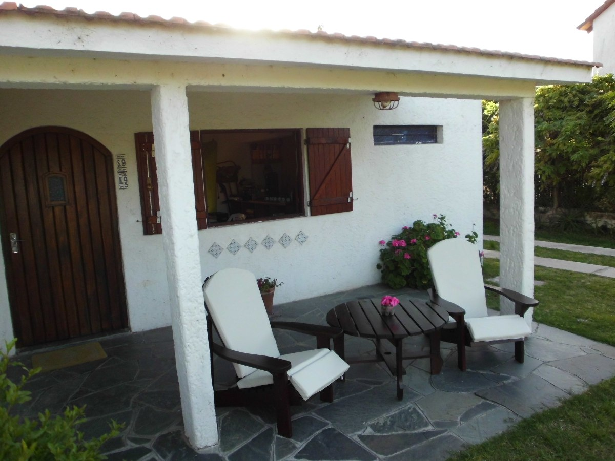 casa sobre playa fresca y luminosa.todo confort p 6 personas