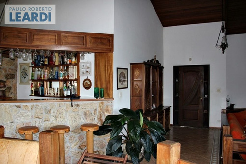 casa sobreposta centro - santa isabel - ref: 441286