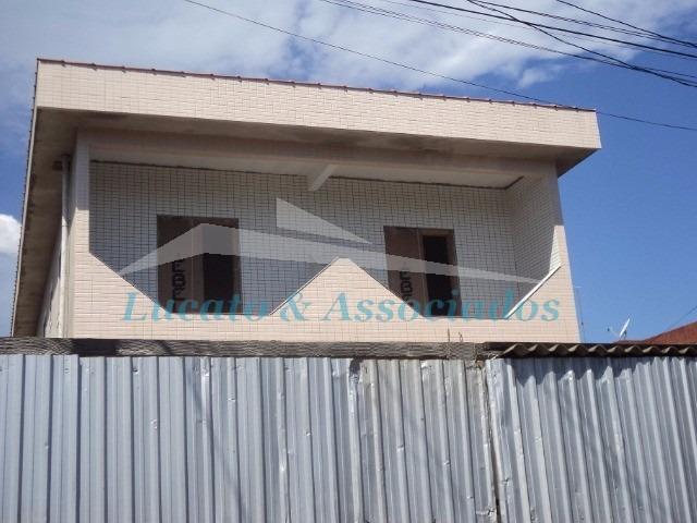 casa sobreposta de condomínio no parque das américas, 02 dormitórios - ca00071 - 2797054