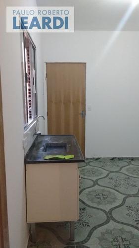 casa sobreposta eldorado - diadema - ref: 552745