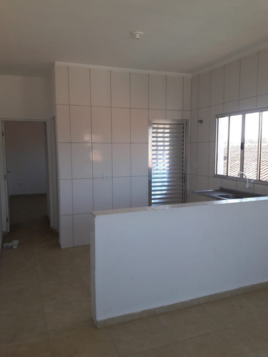 casa sobreposta em itanhaém só r$ 120 mil - aproveite o fgts