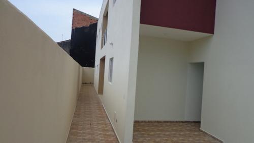 casa sobreposta fachada moderna. ref. 168 e 272 cris