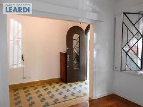 casa sobreposta higienópolis  - são paulo - ref: 508817