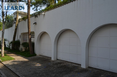 casa sobreposta jardim guedala - são paulo - ref: 237254