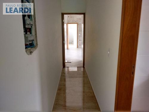 casa sobreposta marapé - santos - ref: 503568