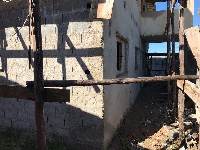 casa sobreposta no jardim jamaica, em itanhaém