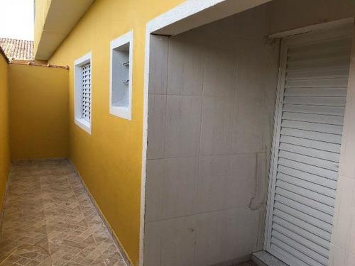 casa sobreposta no jardim suarão, em itanhaém, praia ref4015