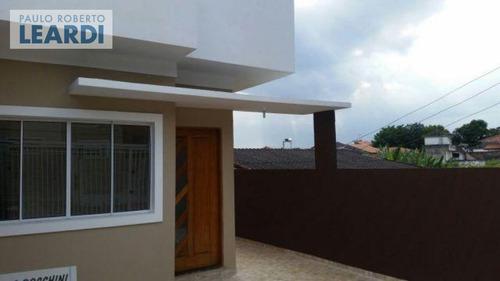 casa sobreposta nova arujá - arujá - ref: 476011