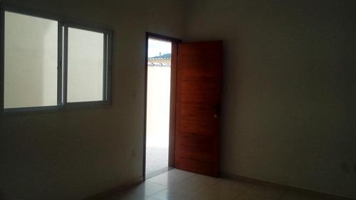 casa sobreposta nova em  itanhaém. ref :458 e 137 cris