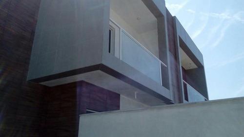 casa sobreposta nova no savoy. ref. 401 e 114 cris