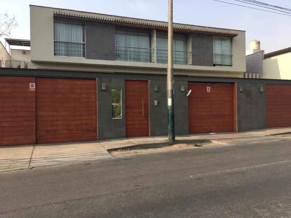 casa, sol de la molina, 4 dormitorios, 2 estacionamientos