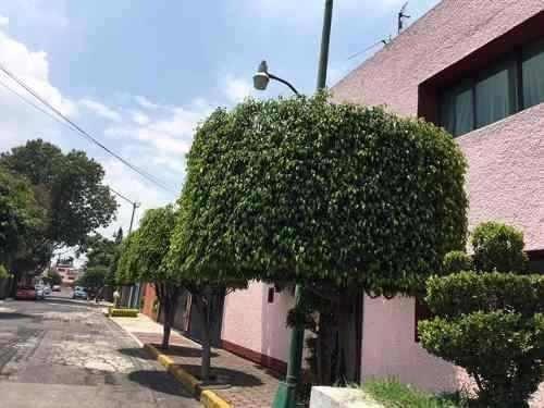 casa sola dentro de fraccionamiento villa quietud coyoacán