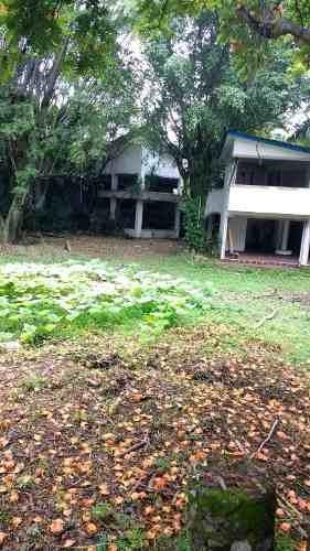 casa sola en amatitlán / cuernavaca - ine-437-cs