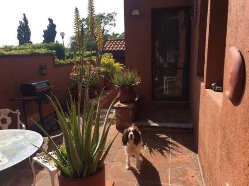 casa sola en bosques de palmira / cuernavaca - grb-497-cs