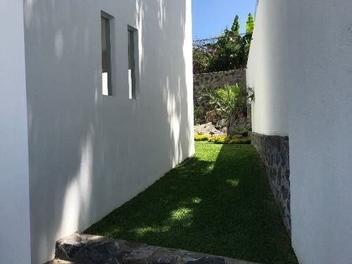 casa sola en burgos sección casa blanca / temixco - mrl-694-