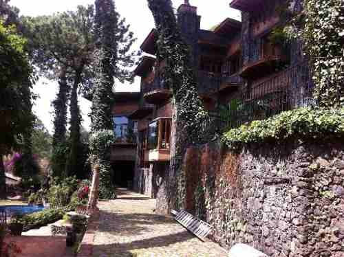casa sola en del bosque / cuernavaca - mrl-461-cs
