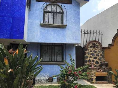 casa sola en hacienda tetela / cuernavaca - roq-357-cs