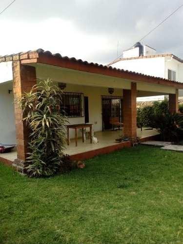 casa sola en jardines de delicias / cuernavaca - caen-5-cs