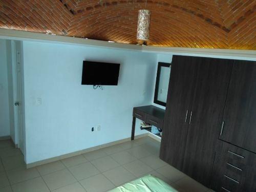 casa sola en lomas de ahuatepec / cuernavaca - roq-359-cs
