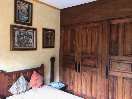 casa sola en manantiales / cuernavaca - roq-285-cs