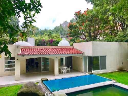 casa sola en rancho cortes / cuernavaca - mrl-357-c1n